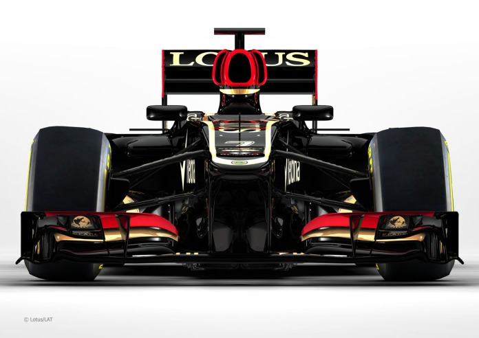 Lotus F1 Team 2013 Launch Photoshoot