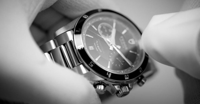 Grantour steel bracelet